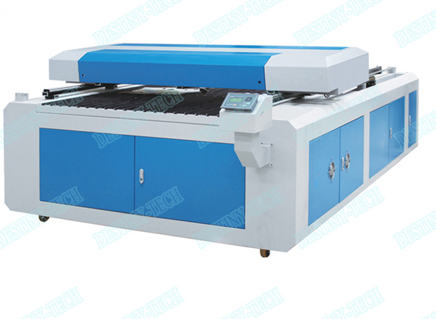 DT-1325 Mixture Nonmetal & Steel CO2 laser cutting machine