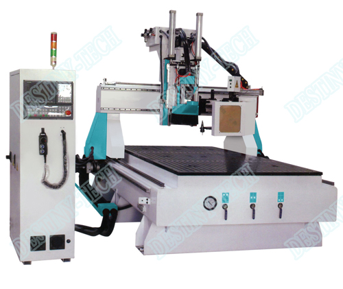 DT-1325/1530   Round ATC CNC Router with autometic tool changer