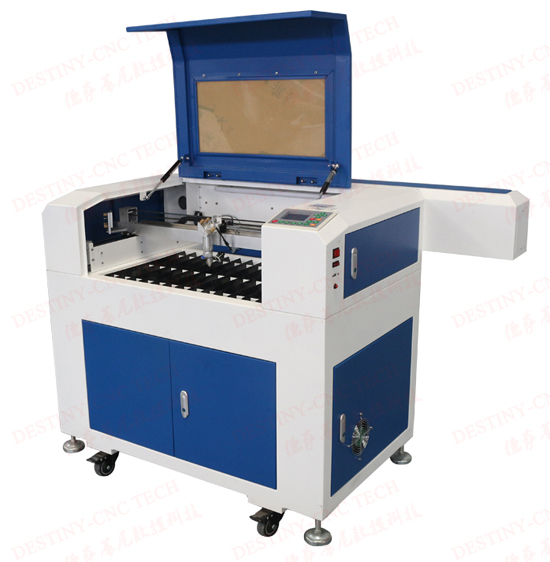 DT-6040 CO2 Laser engraving machine