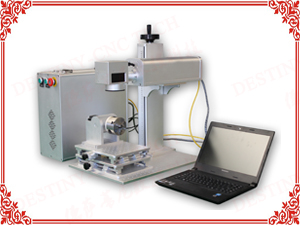 MINI DT-20w/30w/50w portable&separable Fiber laser marking machine