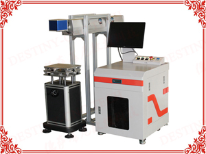 DT-RF tube nonmetal CO2 Laser marking machine