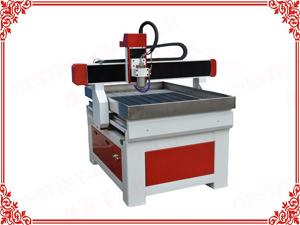 DT-6090 CNC Router with sink for metal engraving