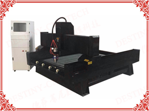 DT-1515T / 1325T CNC Router Stone engraving with water sink