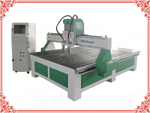 DT-1325/1530 Double independent heads CNC Router
