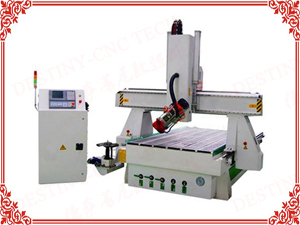 DT-1325T 4 axis CNC Router