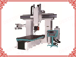DT-1224T 5 axis autometic CNC Router