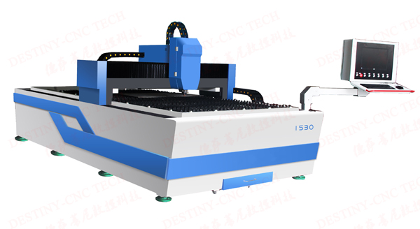 DT-1325/1530  500w/750w/1000w steel sheet Fiber laser cutting machine