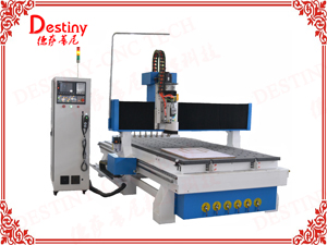 DT-1325/1530T Linear ATC CNC Router heavy duty