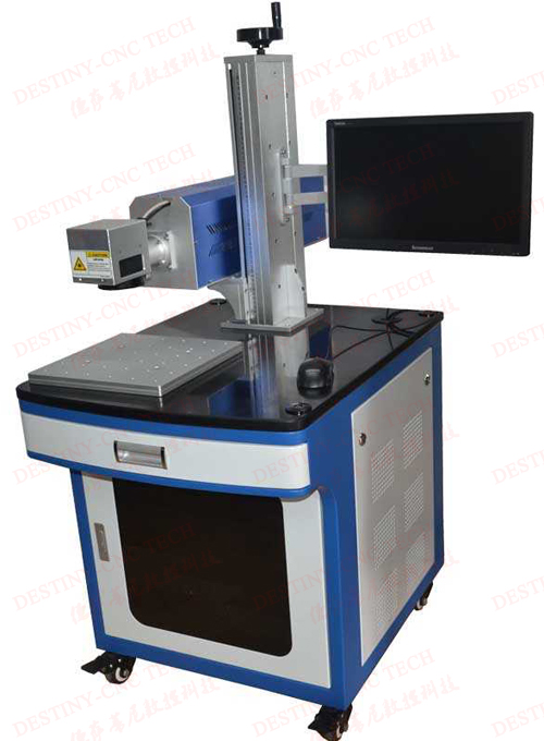 DT-RF tube 30W,50W,100W nonmetal CO2 Laser marking machine