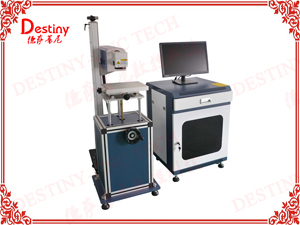 DT-RF CO2 30W,50W,100W nonmetal separable Laser marking machine